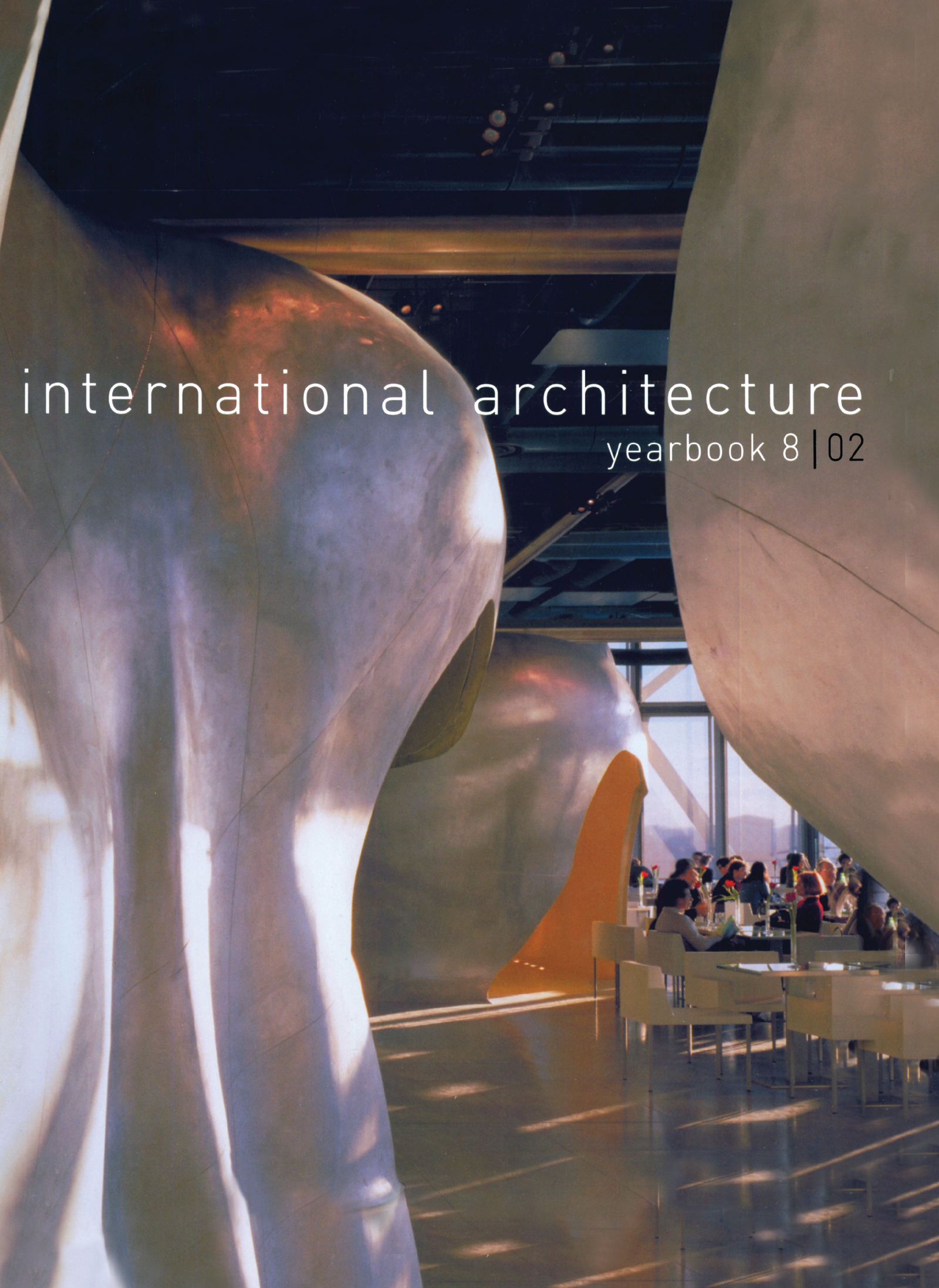 International Architecture Yearbook: No. 8 (Hardback) book cover