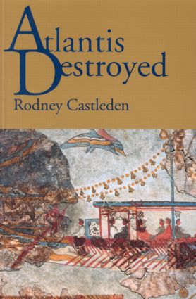 Atlantis Destroyed: 1st Edition (e-Book) book cover