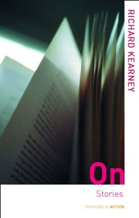 On Stories (Paperback) book cover