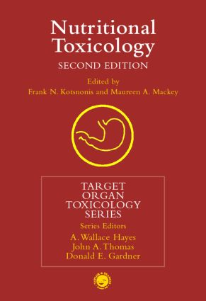 Nutritional Toxicology: 2nd Edition (Paperback) book cover