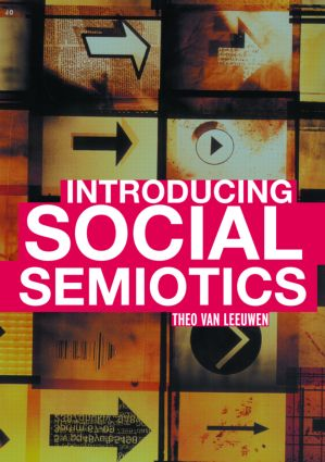 Introducing Social Semiotics: An Introductory Textbook, 1st Edition (Paperback) book cover