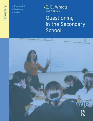 Questioning in the Secondary School: 2nd Edition (Paperback) book cover