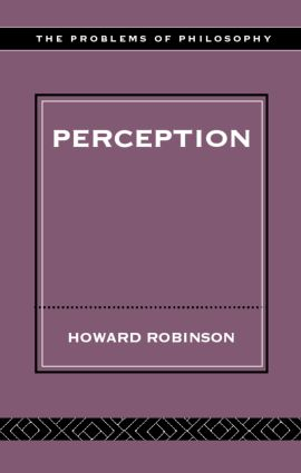 Perception (Paperback) book cover