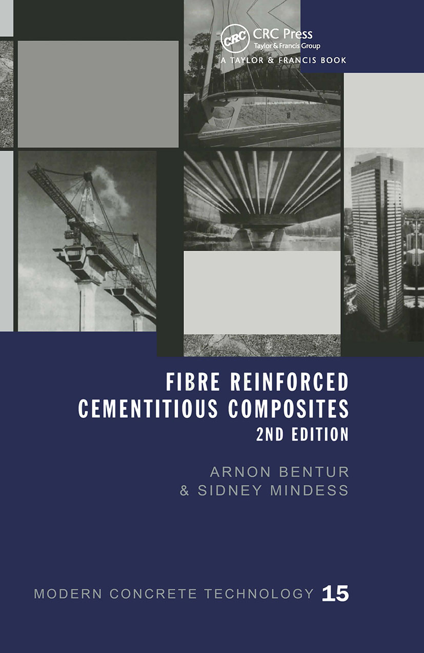Fibre Reinforced Cementitious Composites, Second Edition: 2nd Edition (Hardback) book cover