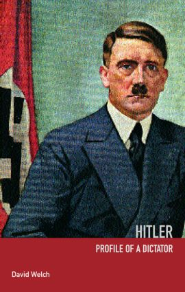 Hitler: Profile of a Dictator, 2nd Edition (Paperback) book cover
