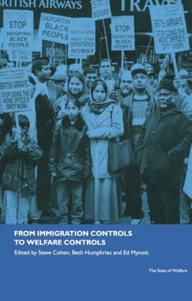 From Immigration Controls to Welfare Controls: 1st Edition (Paperback) book cover