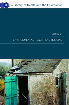 Environmental Health and Housing (Hardback) book cover