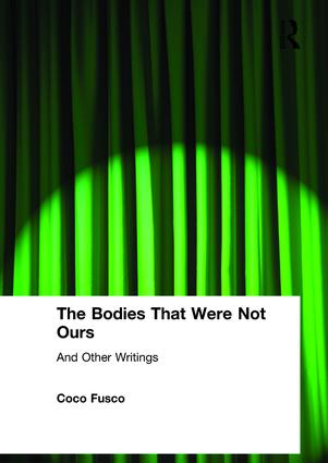 The Bodies That Were Not Ours