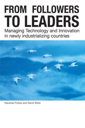 From Followers to Leaders: Managing Technology and Innovation (Paperback) book cover