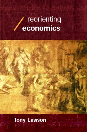 Reorienting Economics book cover