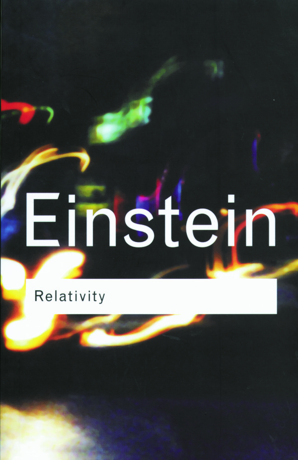 Relativity: 2nd Edition (Paperback) book cover