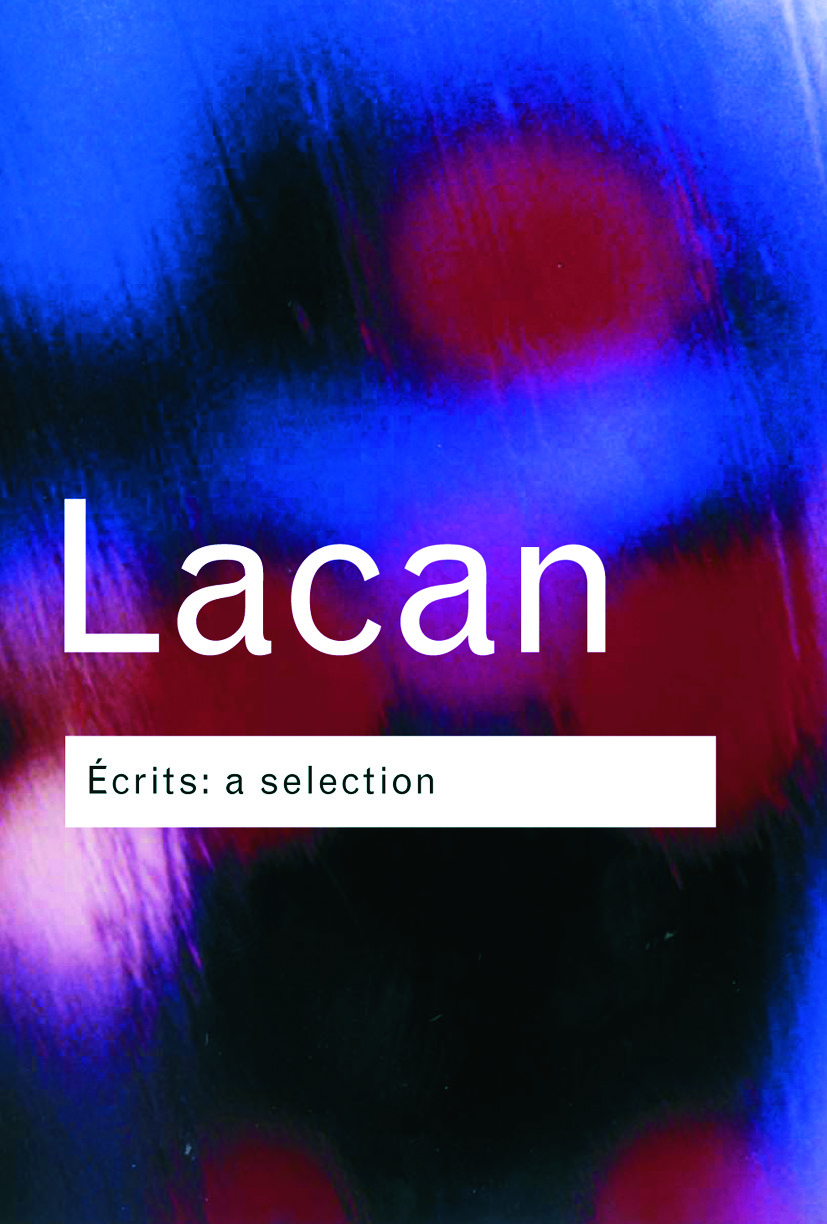 Ecrits: A Selection: 1st Edition (Paperback) book cover
