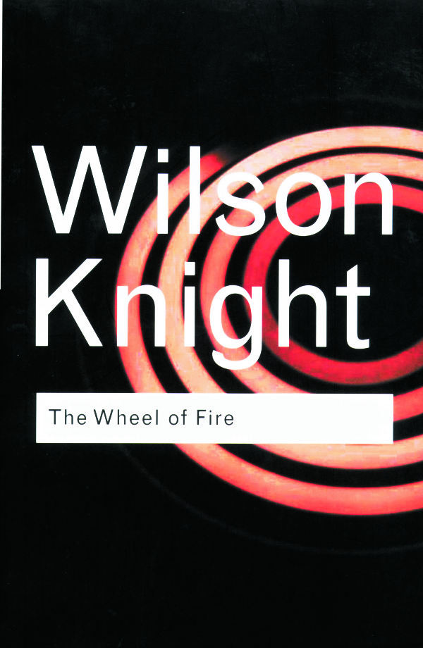 The Wheel of Fire: 2nd Edition (Paperback) book cover
