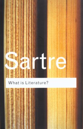 What is Literature?: 2nd Edition (Paperback) book cover