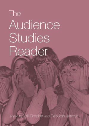 The Audience Studies Reader: 1st Edition (Paperback) book cover
