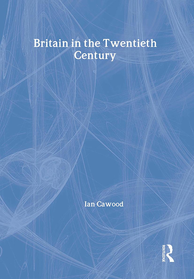 Britain in the Twentieth Century book cover