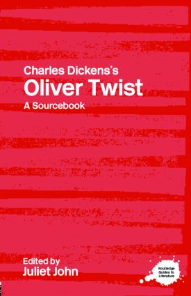 Charles Dickens's Oliver Twist: A Routledge Study Guide and Sourcebook (Paperback) book cover