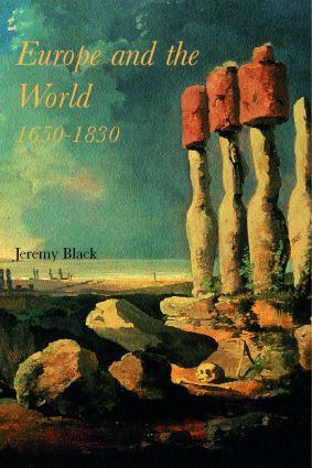 Europe and the World, 1650-1830 (Paperback) book cover