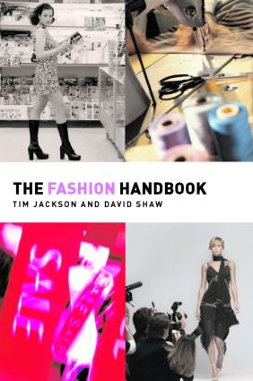 The Fashion Handbook (Paperback) book cover