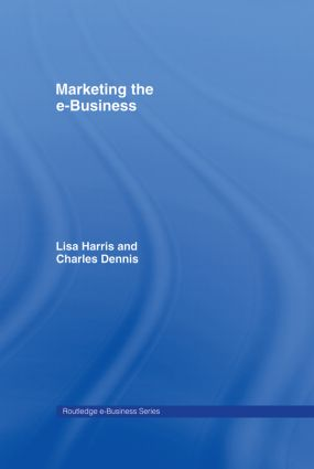 Marketing the e-Business book cover