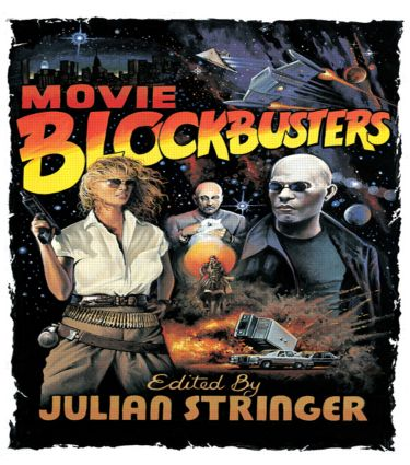 Movie Blockbusters (Paperback) book cover