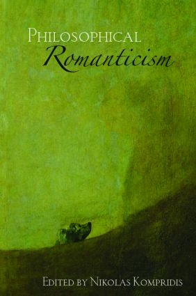 Philosophical Romanticism (Paperback) book cover