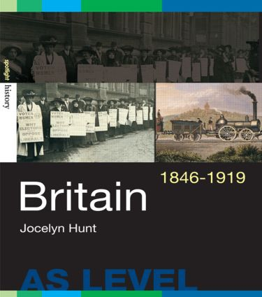 Britain, 1846–1919 (Paperback) book cover