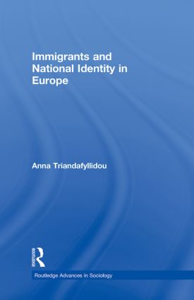 Immigrants and National Identity in Europe (Hardback) book cover