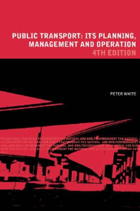 Public Transport: Its Planning, Management and Operation book cover