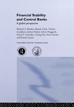 Financial Stability and Central Banks: A Global Perspective book cover