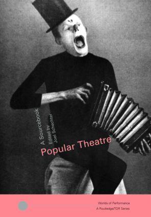 Popular Theatre: A Sourcebook (Paperback) book cover