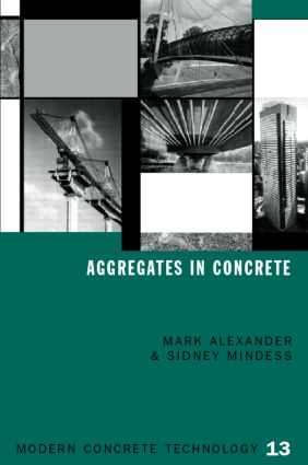Aggregates in Concrete (Hardback) book cover