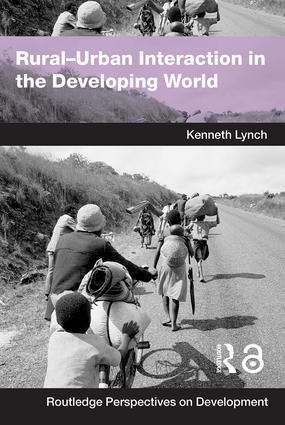 Rural-Urban Interaction in the Developing World book cover