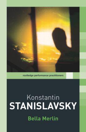 Konstantin Stanislavsky (Paperback) book cover