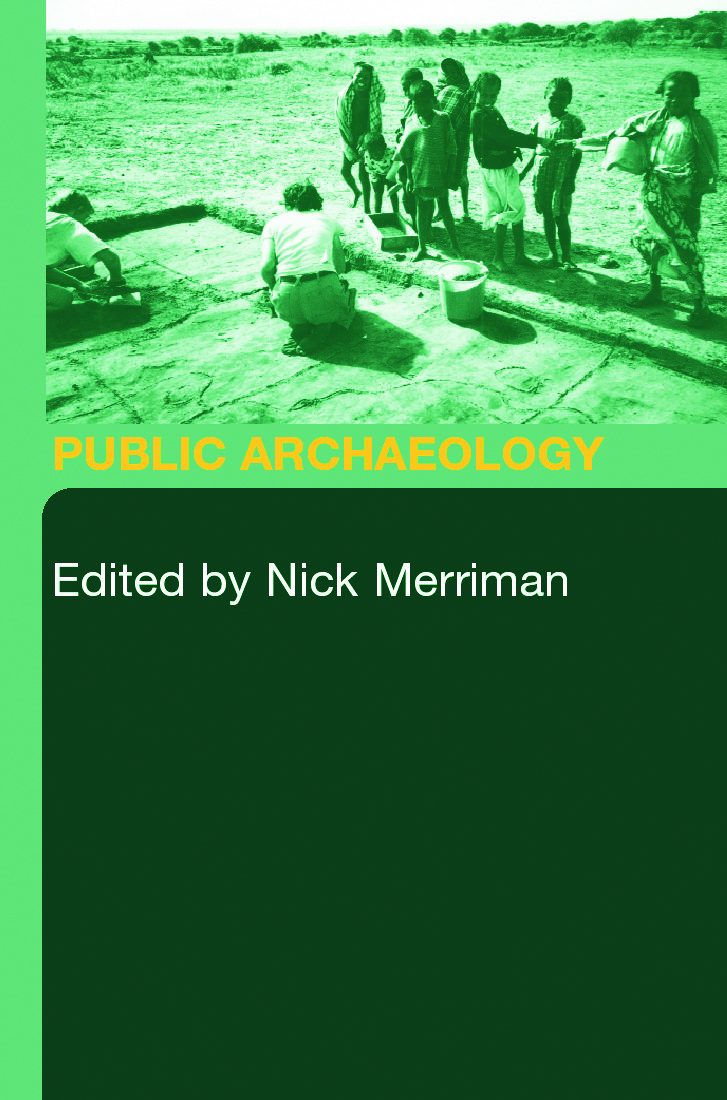 Public Archaeology: 1st Edition (Paperback) book cover