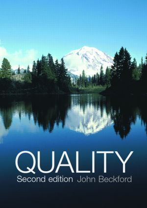 Quality: A Critical Introduction (e-Book) book cover