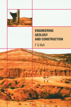 Engineering Geology and Construction: 1st Edition (Hardback) book cover