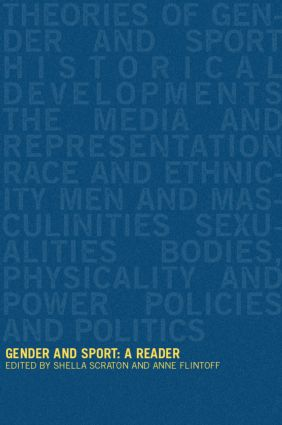 Gender and Sport: A Reader book cover