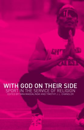 With God on their Side: Sport in the Service of Religion (Paperback) book cover