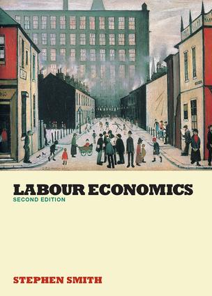 Labour Economics: 2nd Edition (Paperback) book cover