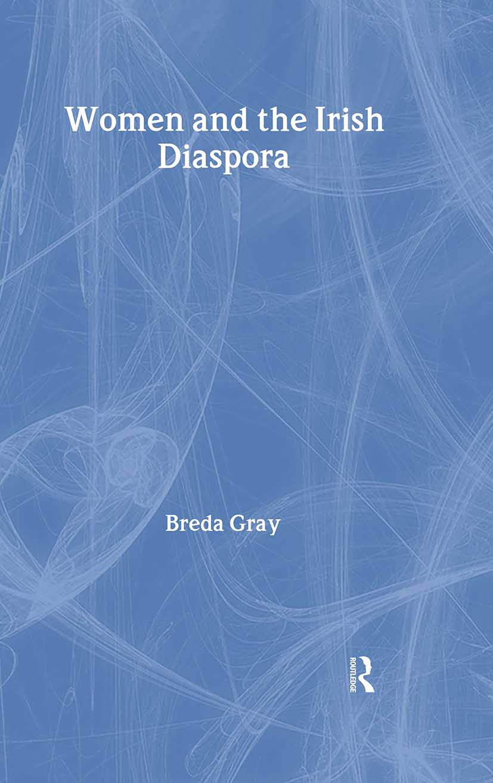 Women and the Irish Diaspora book cover
