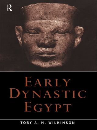Early Dynastic Egypt (Paperback) book cover