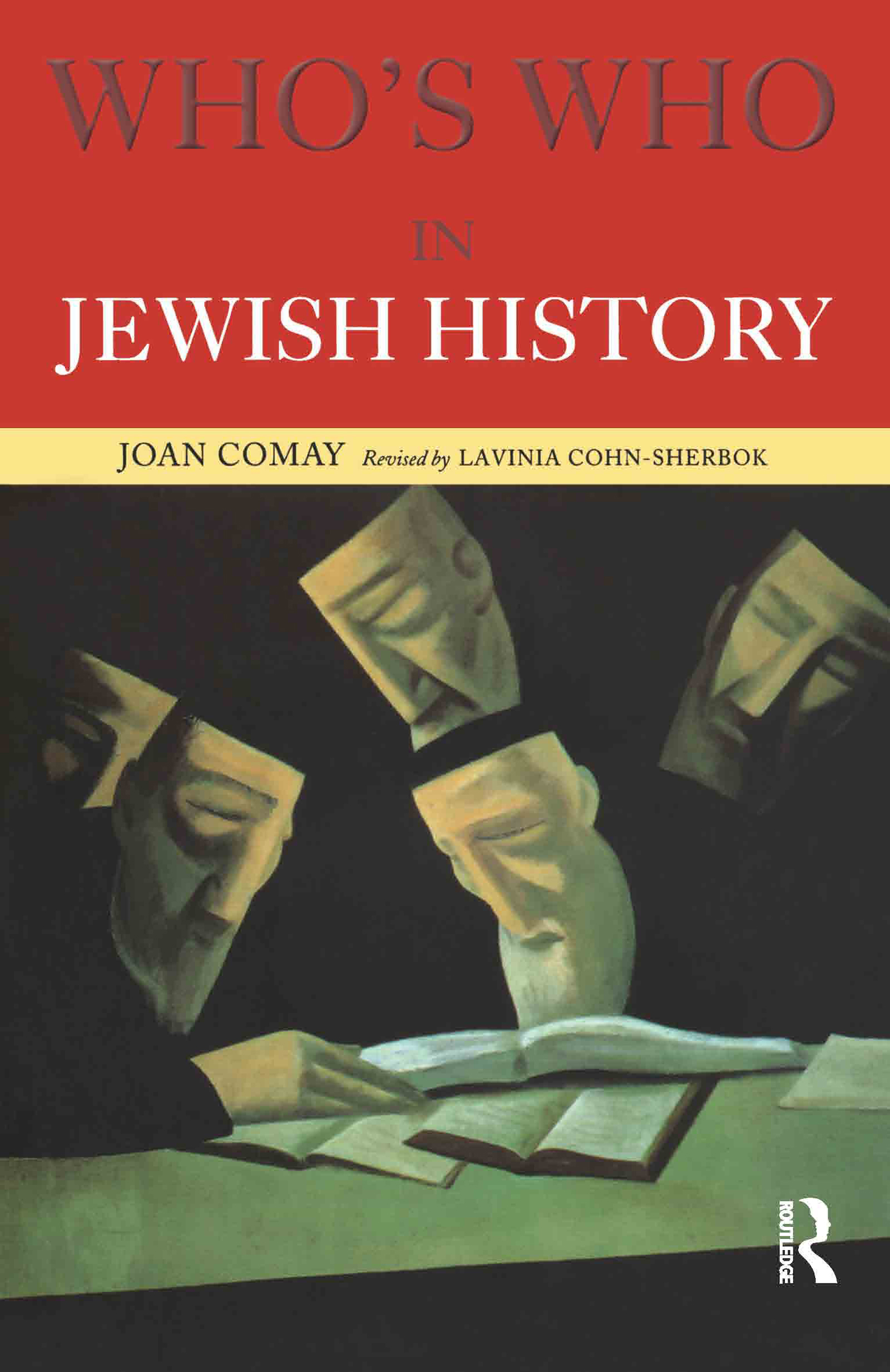 Who's Who in Jewish History: 3rd Edition (Paperback) book cover