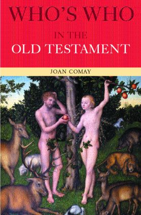 Who's Who in the Old Testament: 2nd Edition (Paperback) book cover