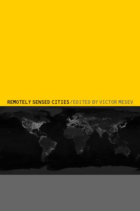 Remotely-Sensed Cities: 1st Edition (Hardback) book cover