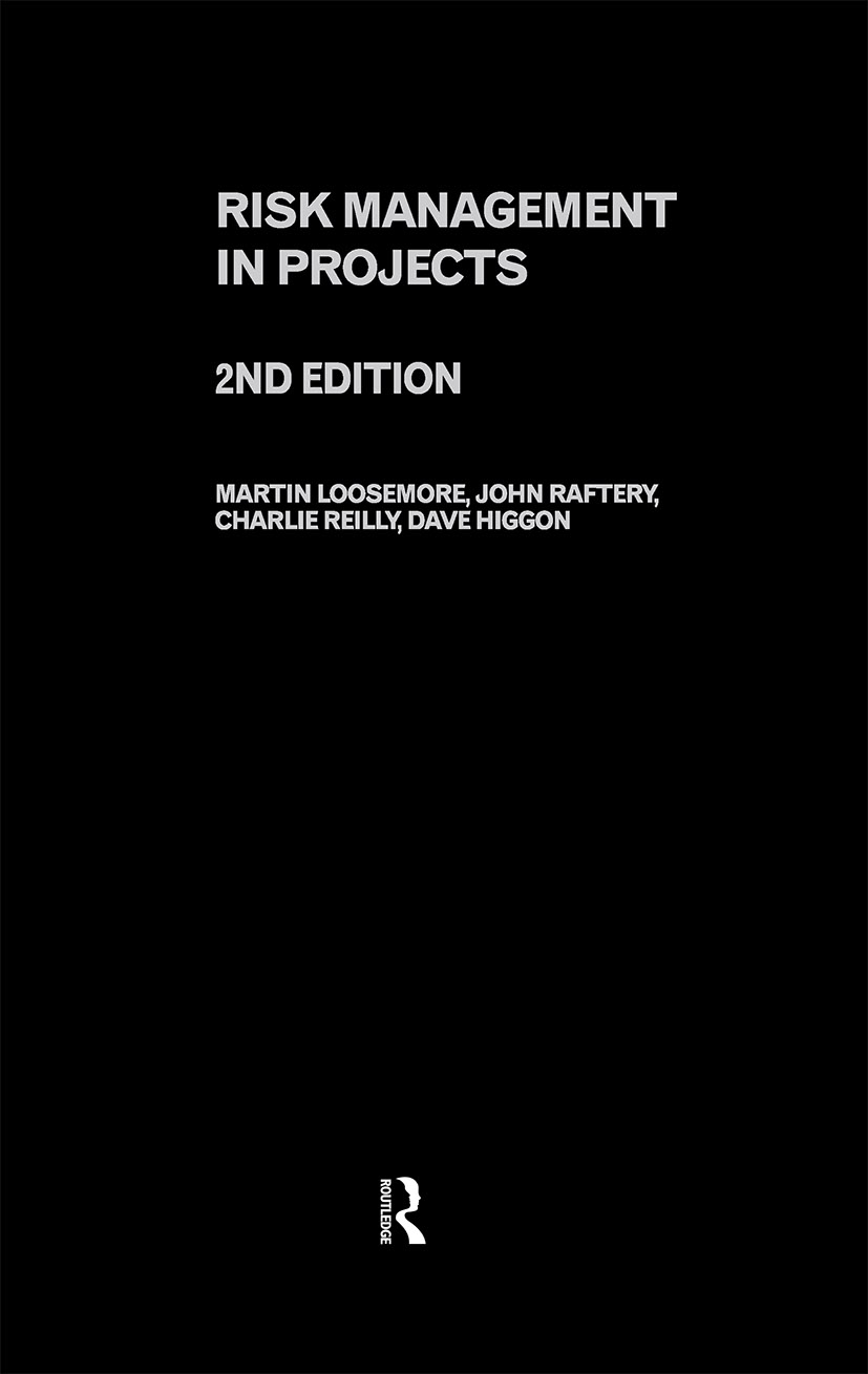 Risk Management in Projects: 1st Edition (Hardback) book cover