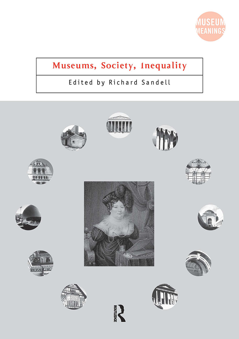 Museums, Society, Inequality: 1st Edition (Paperback) book cover