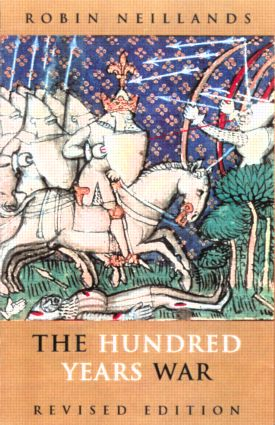 The Hundred Years War: 2nd Edition (Paperback) book cover