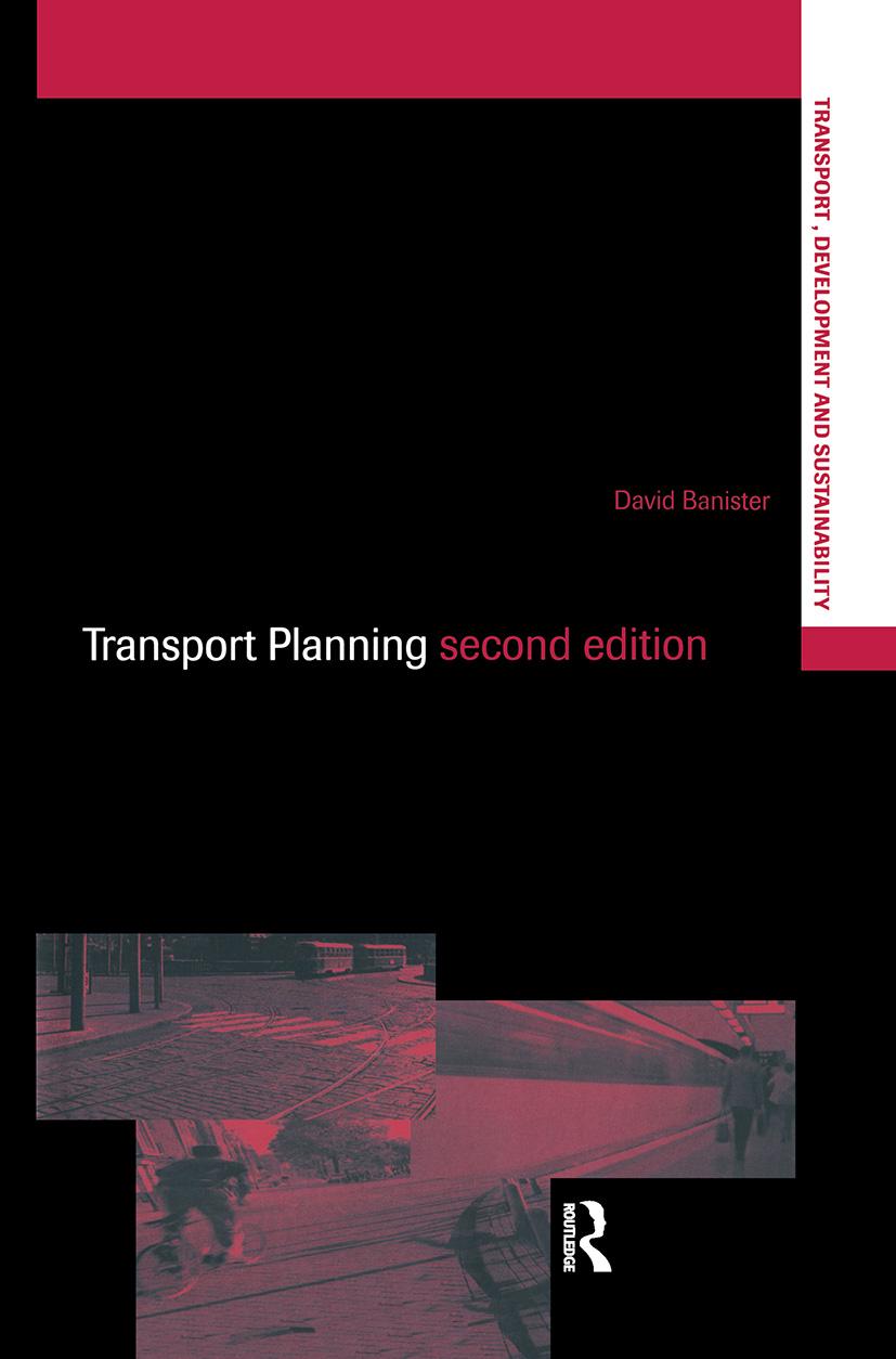 Transport Planning: 2nd Edition (Hardback) book cover