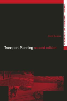 Transport Planning: 2nd Edition (Paperback) book cover